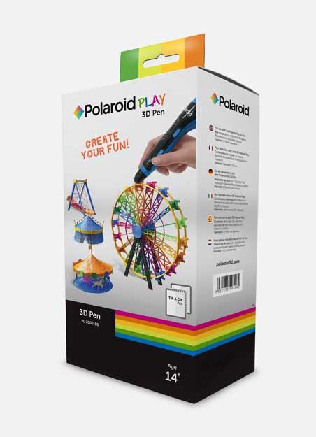 Polaroid Play 3D Pen - box