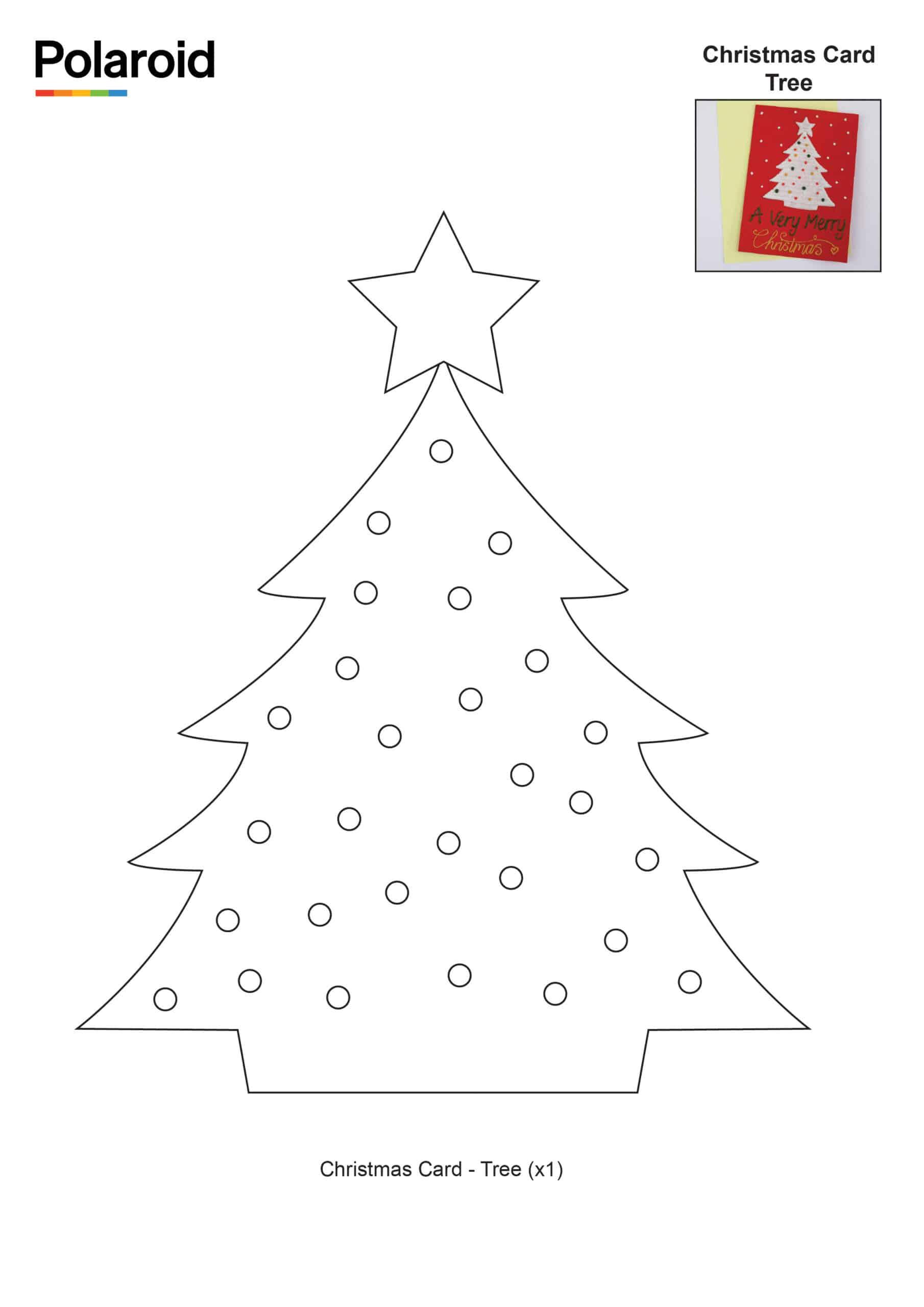 Christmas Card Tree_New Logo