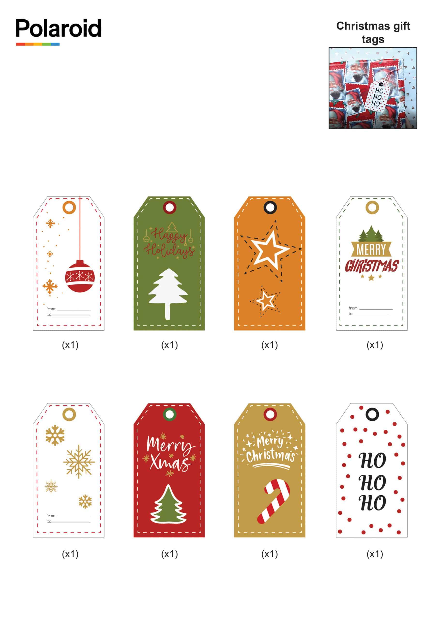Christmas Gift Tags_New Logo